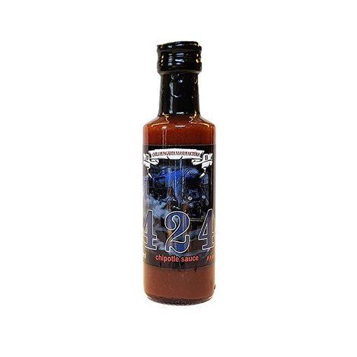 424 - Smokey hot chili sauce 100ml