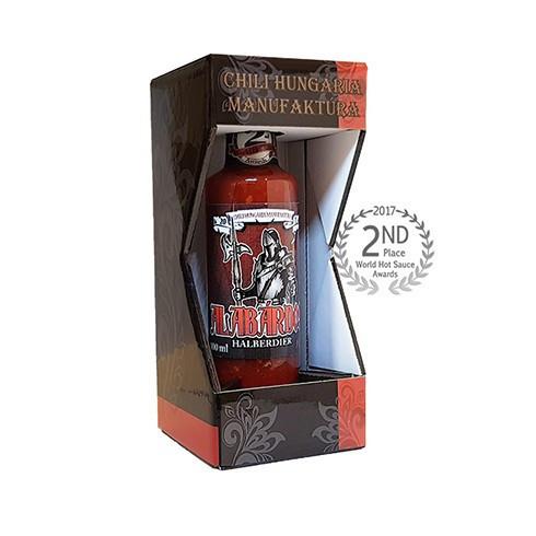 Alabardos (Halberdier) chili sauce in gift box 100ml