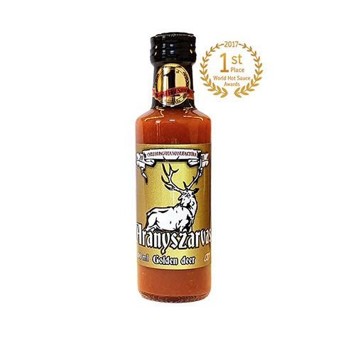 Aranyszarvas (Golden Deer) chili sauce 100ml