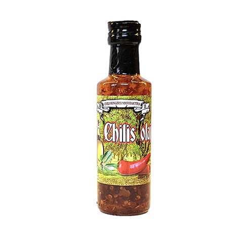 Chilis olaj 100ml