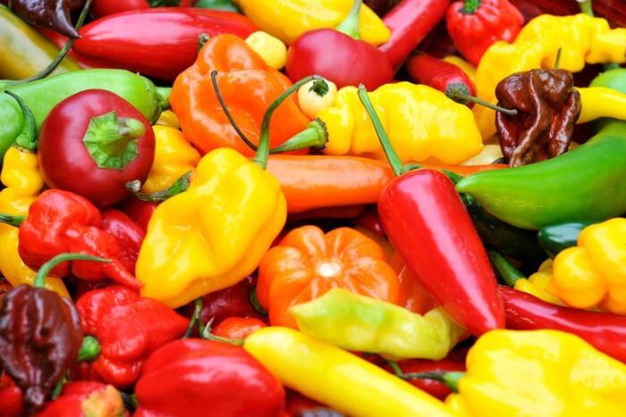14 paprika, amiről érdemes szót ejtenünk - a kalifornia paprikától a Carolina Reaperig