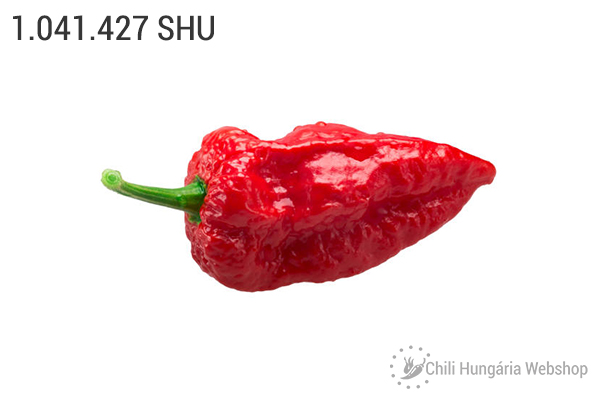 Szellem chili (Ghost chili / Bhut Jolokia)