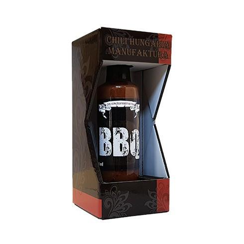 BBQ chili szósz díszdobozban 100ml
